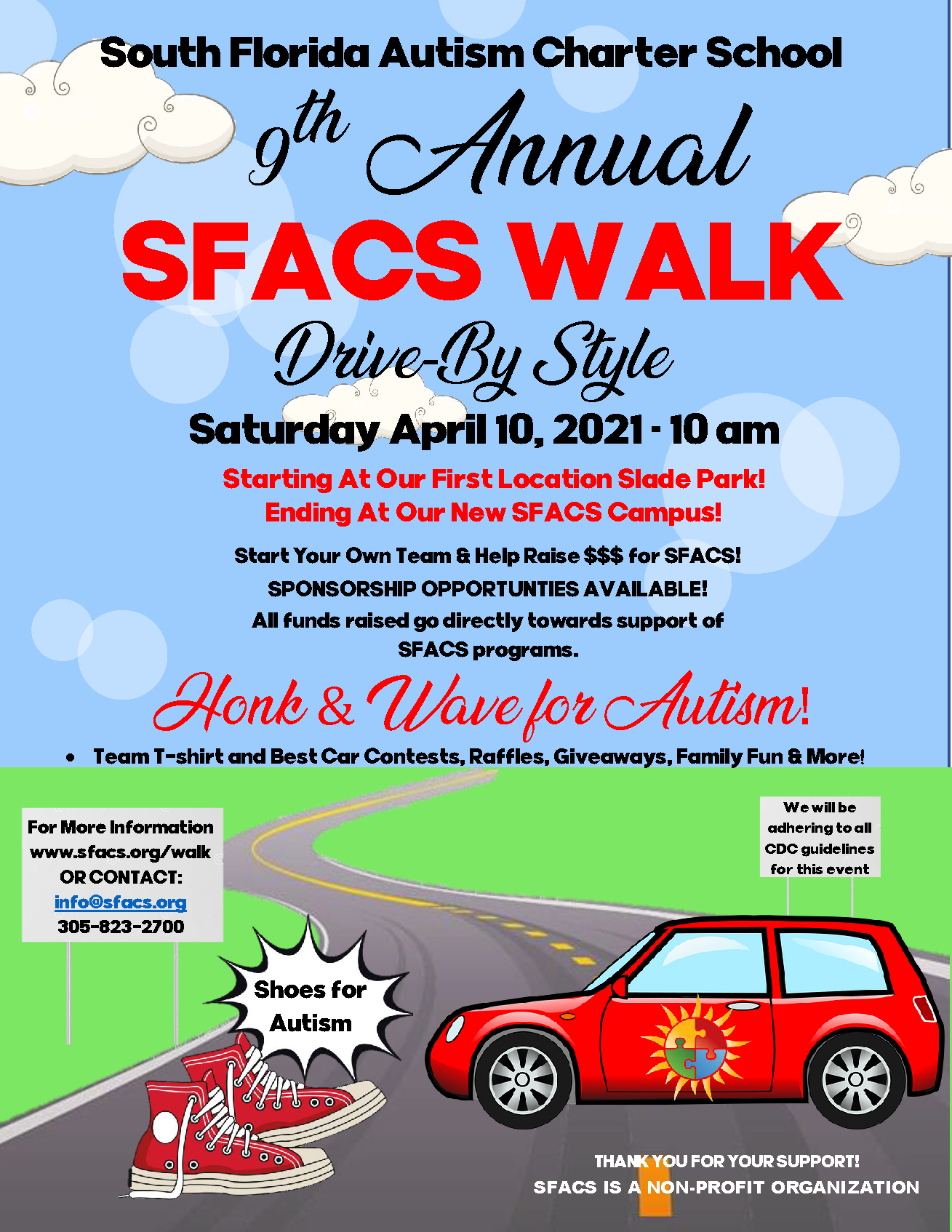 SFACS 2021 Walk Flyer
